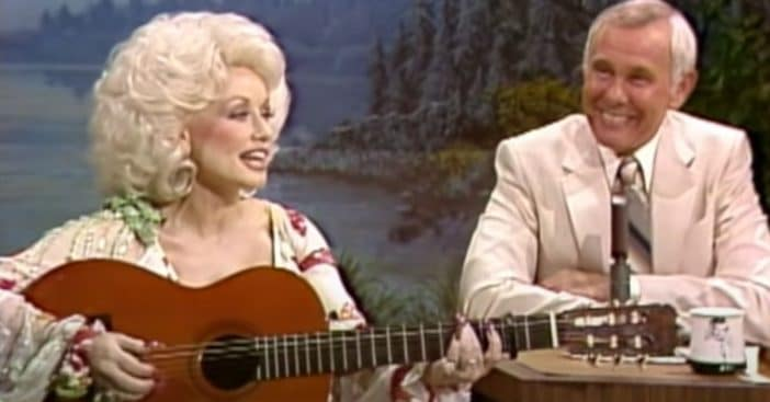 WATCH Dolly Parton Performs Hilarious Song She Wrote For Johnny Carson