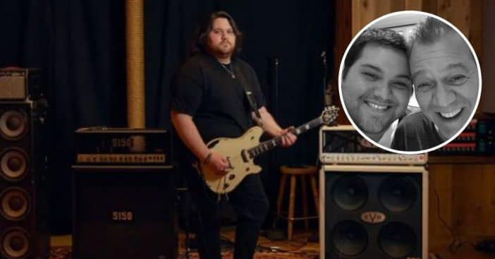 Wolfgang Van Halen put everything on hold during his fathers last months