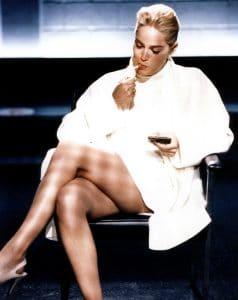 Basic Instinct Sharon Stone