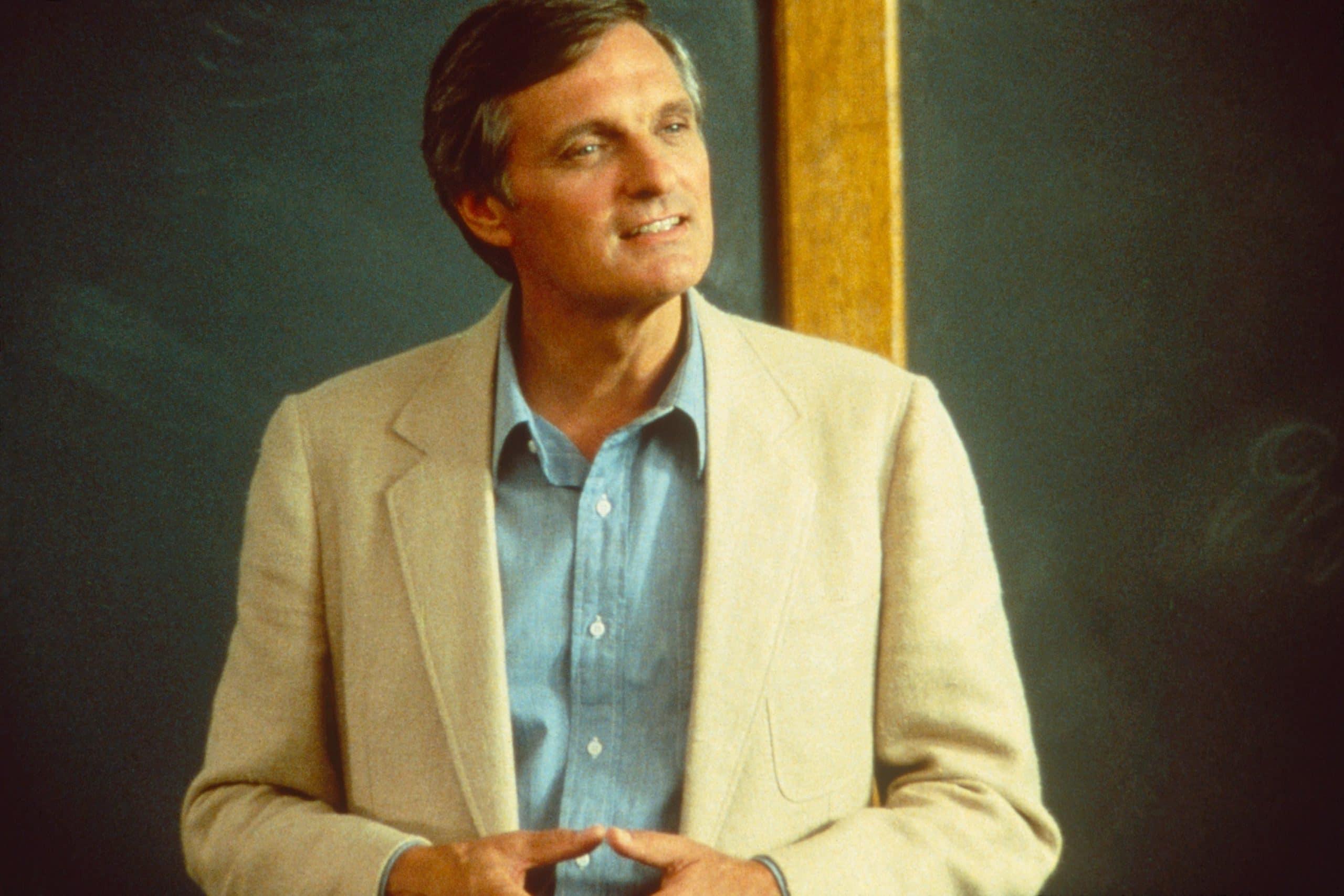SWEET LIBERTY, Alan Alda, 1986