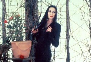 Anjelica Huston, 1991.