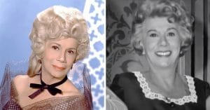 bea benederet then and now