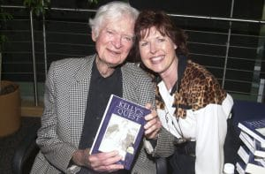 Ebsen and his wife Dorothy