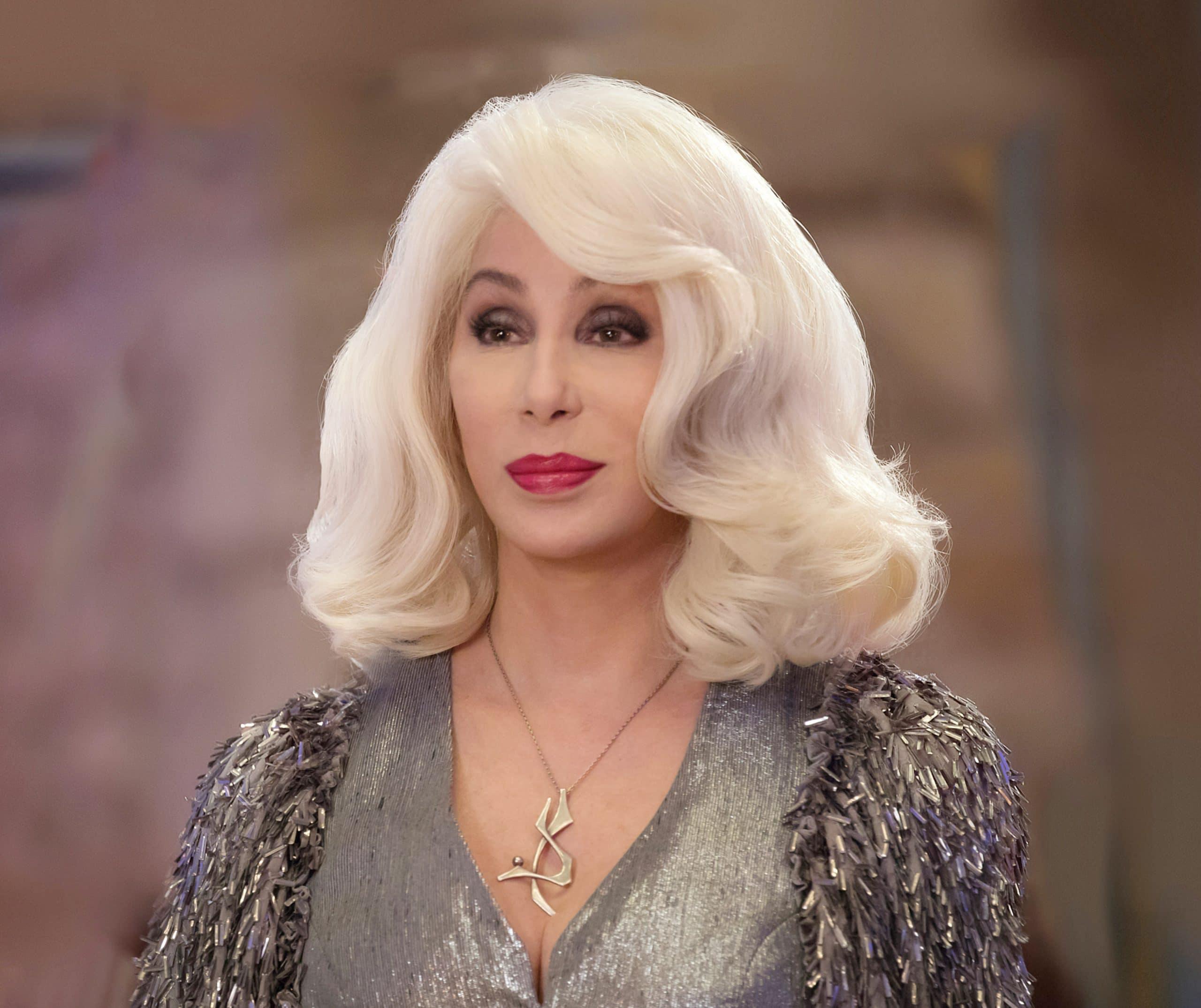 MAMMA MIA! HERE WE GO AGAIN, Cher, 2018