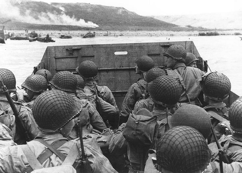 d-day photo