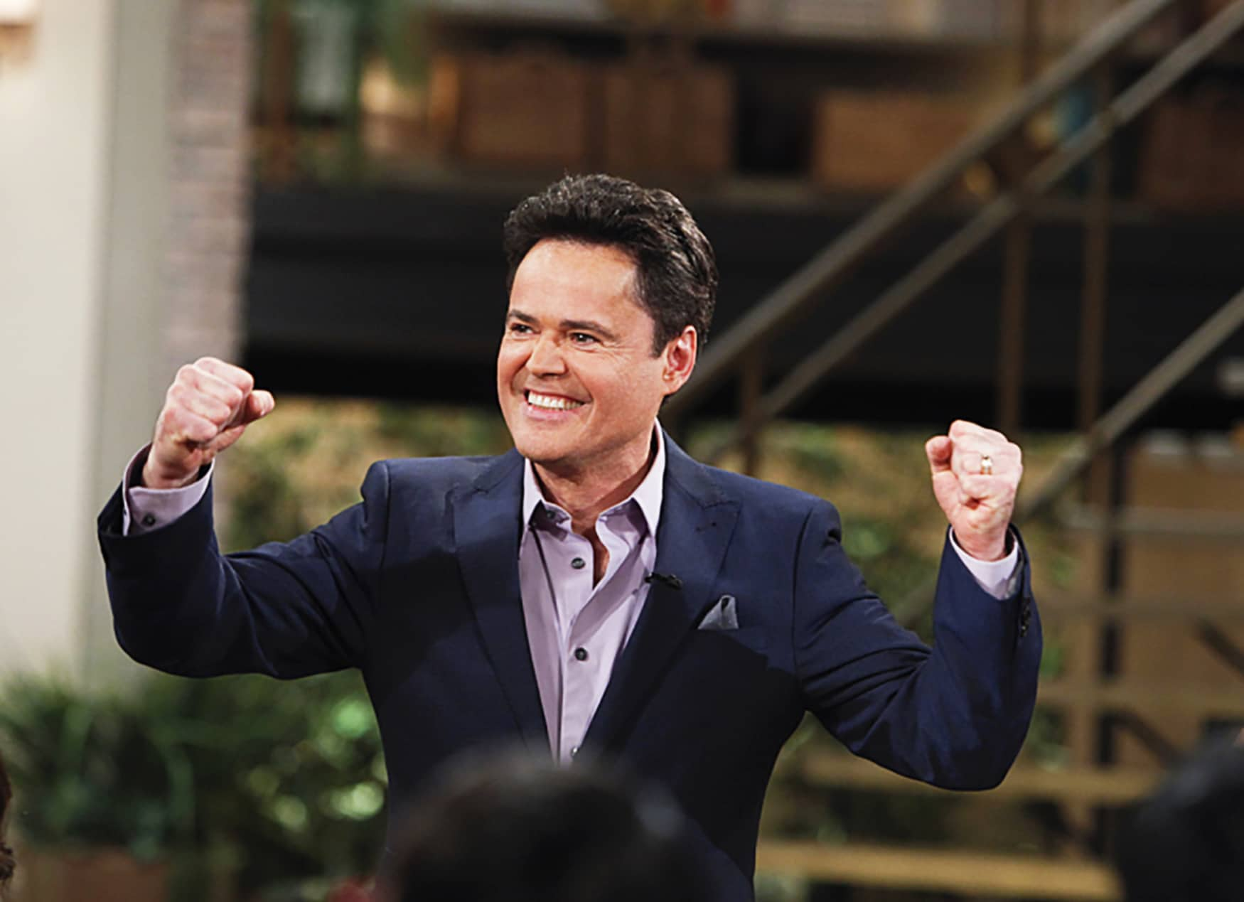THE TALK, guest co-host Donny Osmond, (Season 3, aired Feb. 15, 2013)