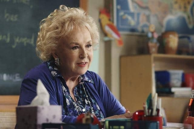 Doris Roberts on 'The Middle'