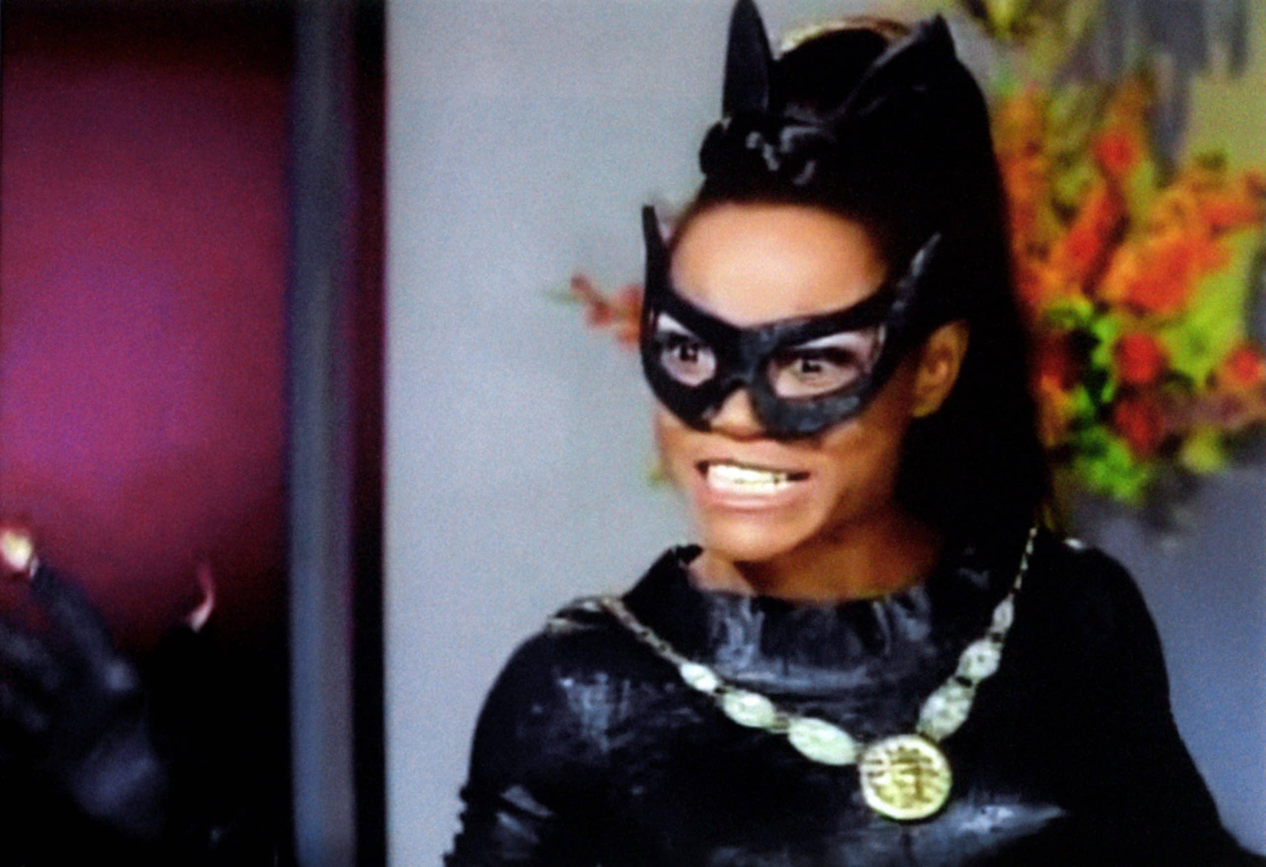 BATMAN, Eartha Kitt, 'Catwoman's Dressed To Kill'