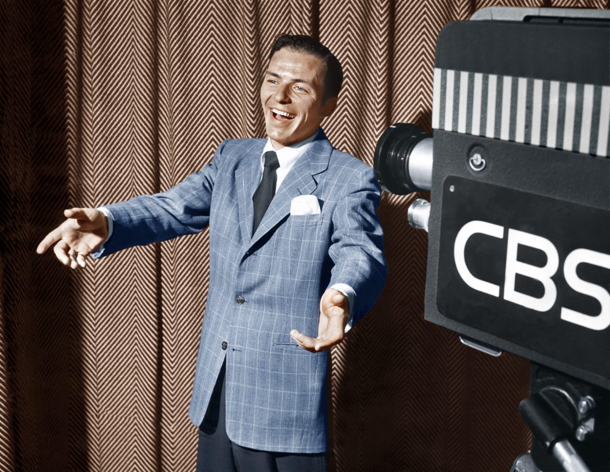 THE FRANK SINATRA SHOW, Frank Sinatra, 1950-52