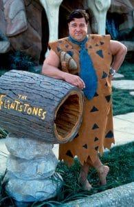 John Goodman as Fred Flinstone