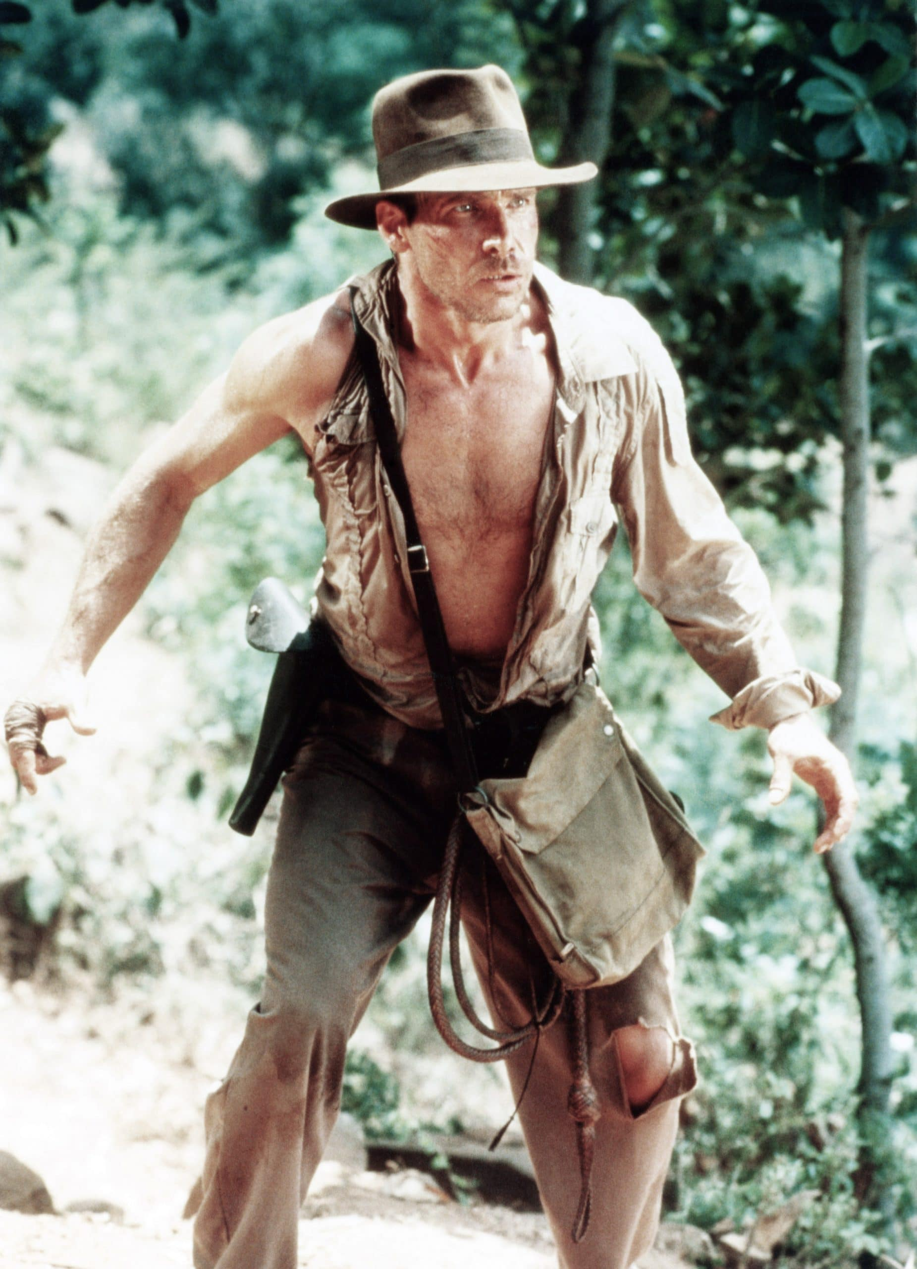 INDIANA JONES AND THE TEMPLE OF DOOM, Harrison Ford, 1984