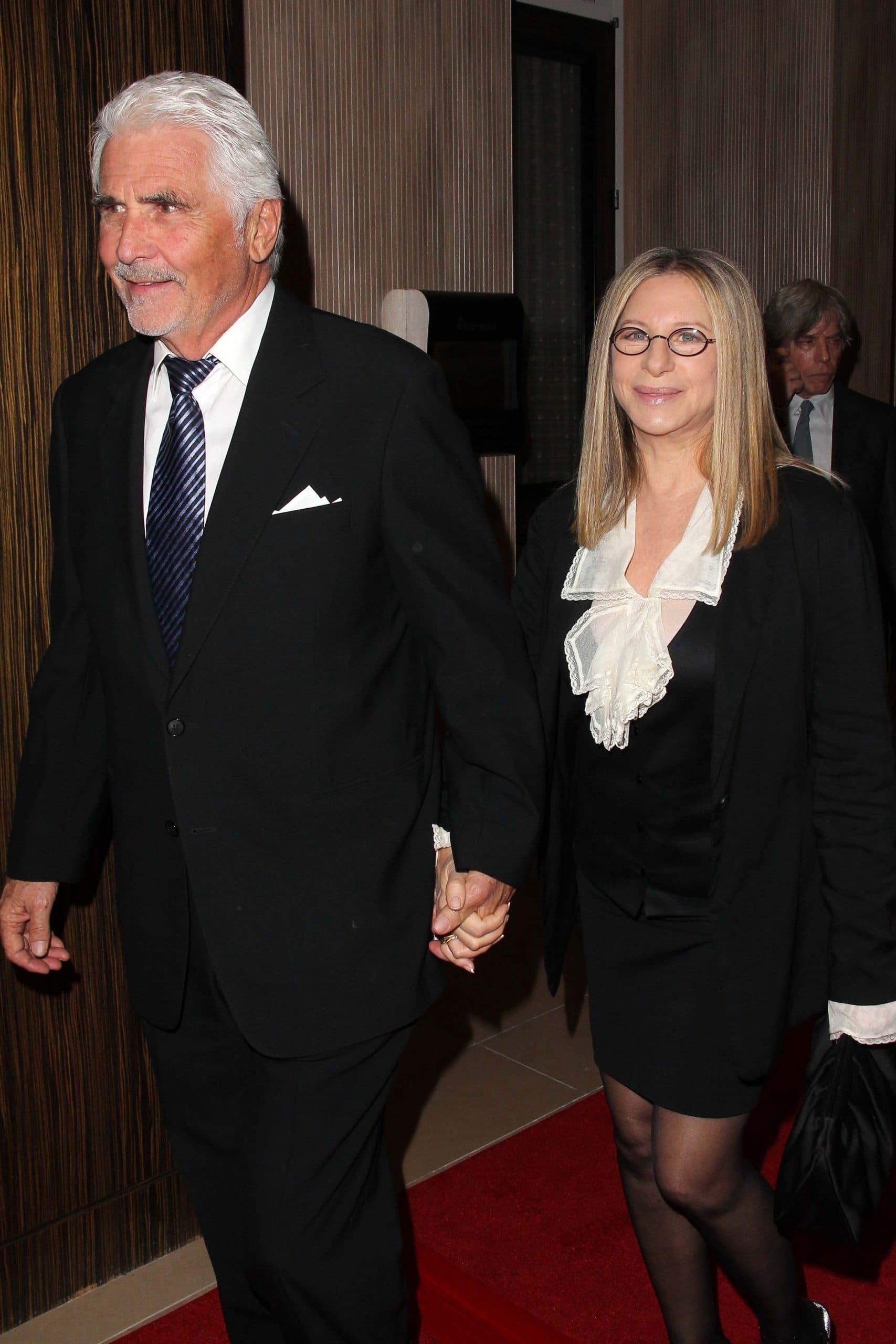 James Brolin, Barbara Streisand at the Cedars-Sinai Board Of Governors