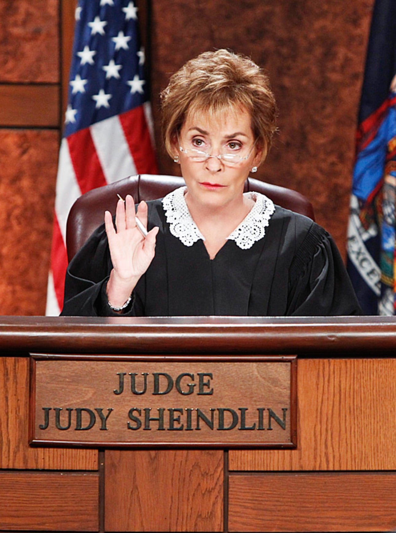 JUDGE JUDY PRIMETIME, Judge Judy Sheindlin