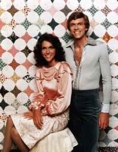 Karen and Richard
