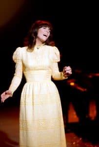 Karen Performing