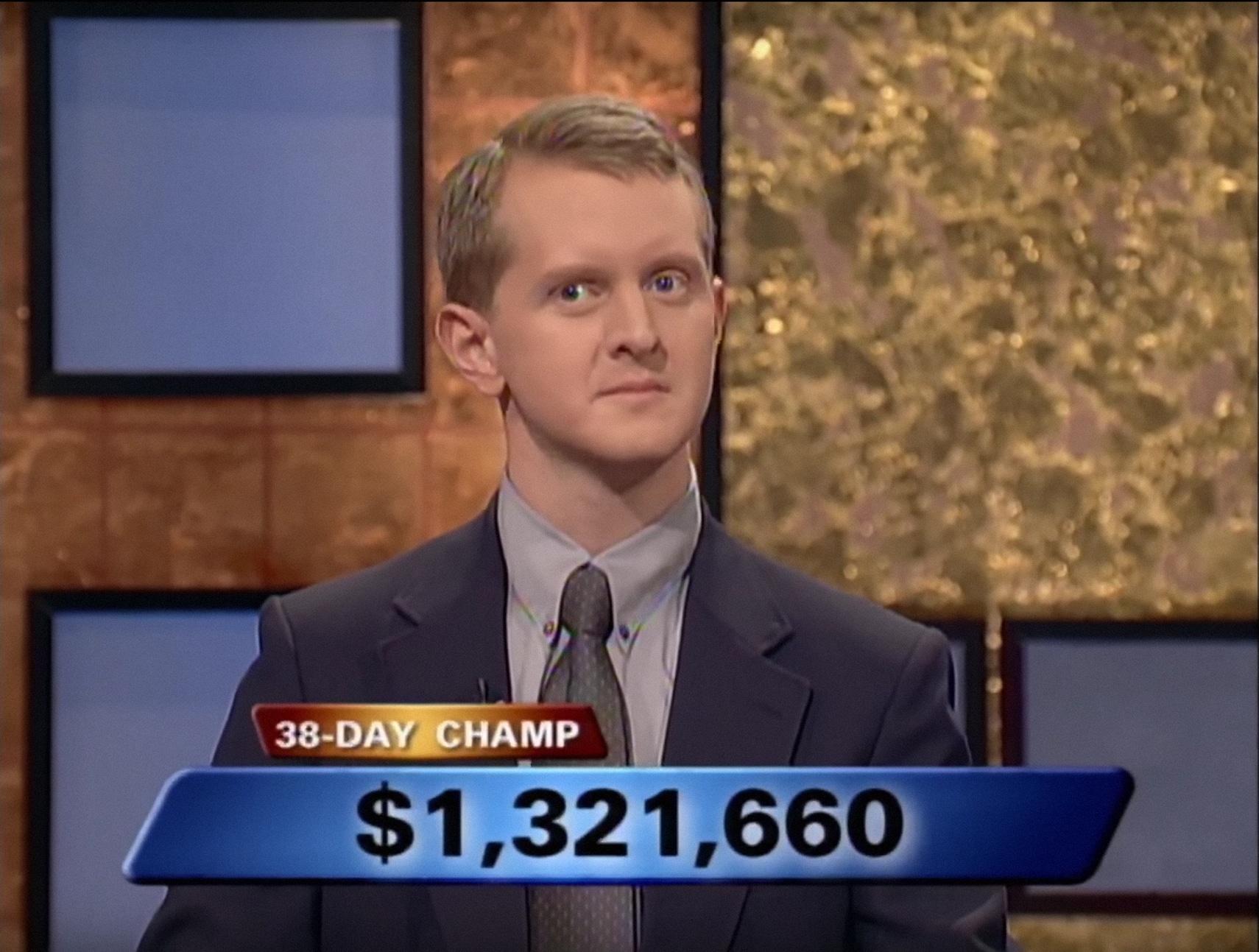 GAME CHANGERS, Ken Jennings