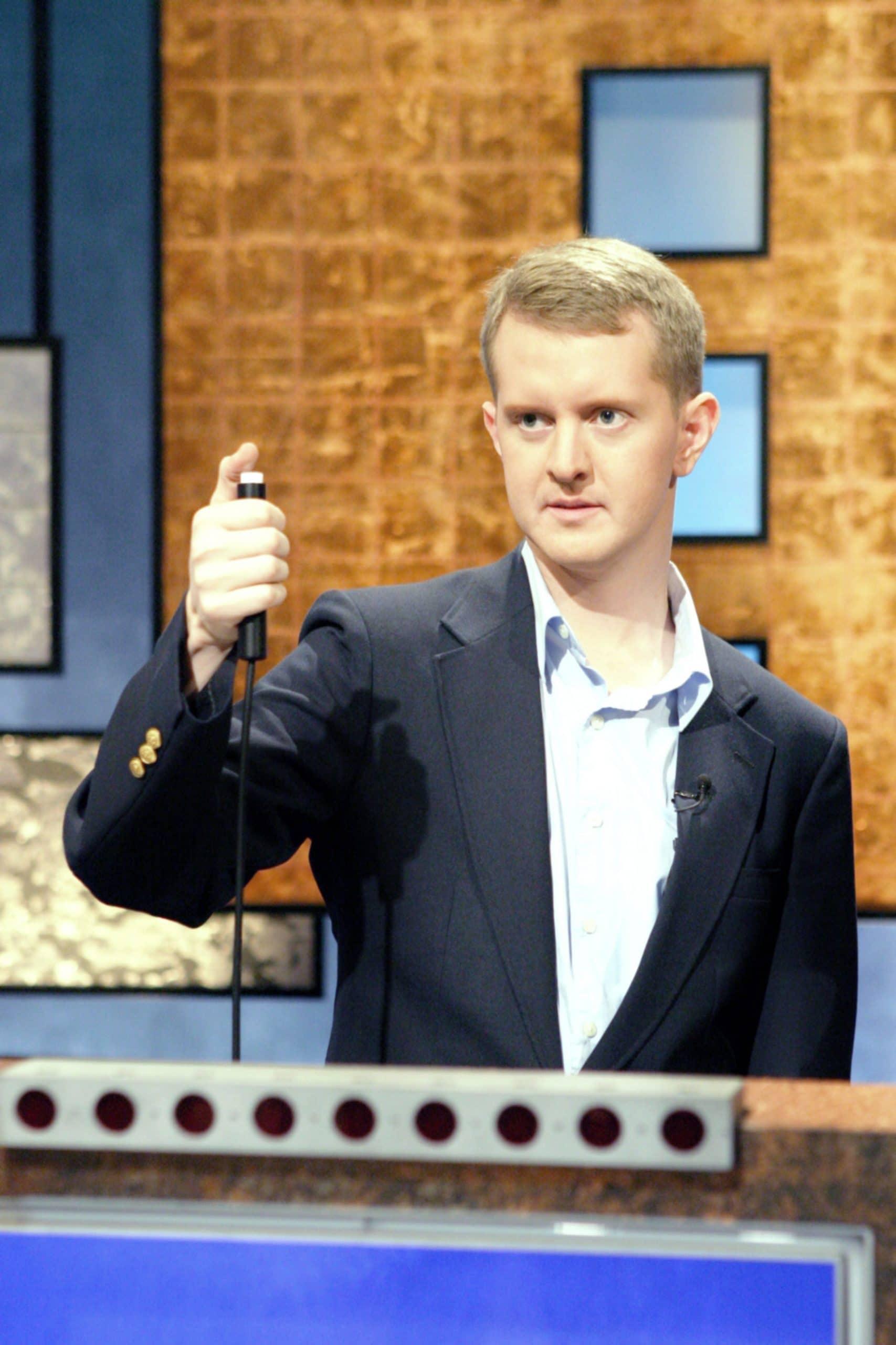 JEOPARDY, contestant Ken Jennings, 1984-