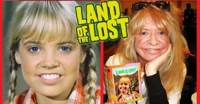 land of the lost then and now
