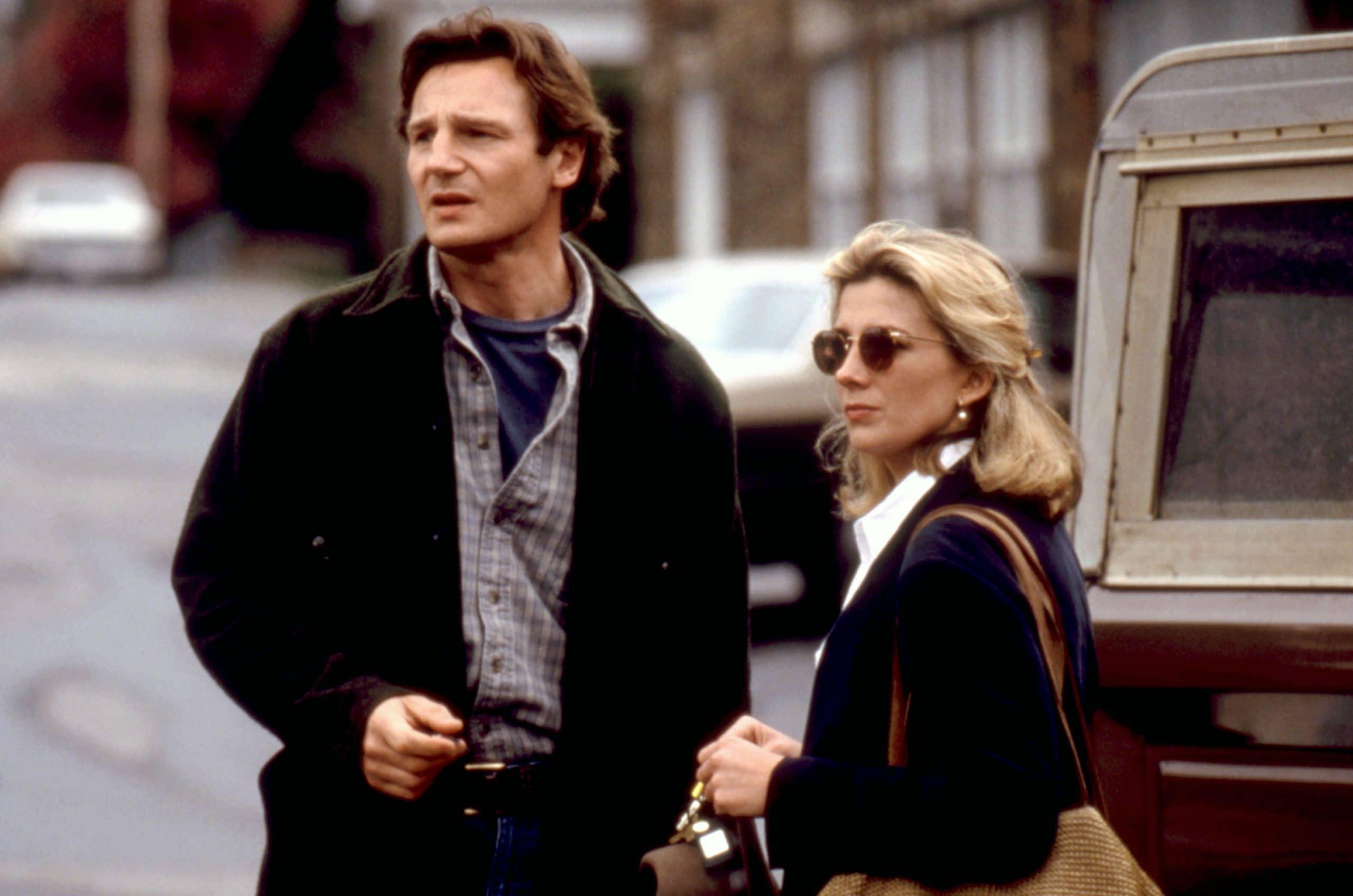 NELL, Liam Neeson, Natasha Richardson, 1994