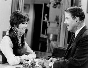 PETTICOAT JUNCTION, Lori Saunders, Rudy Vallee, 'But I've Never Been In Erie, PA',