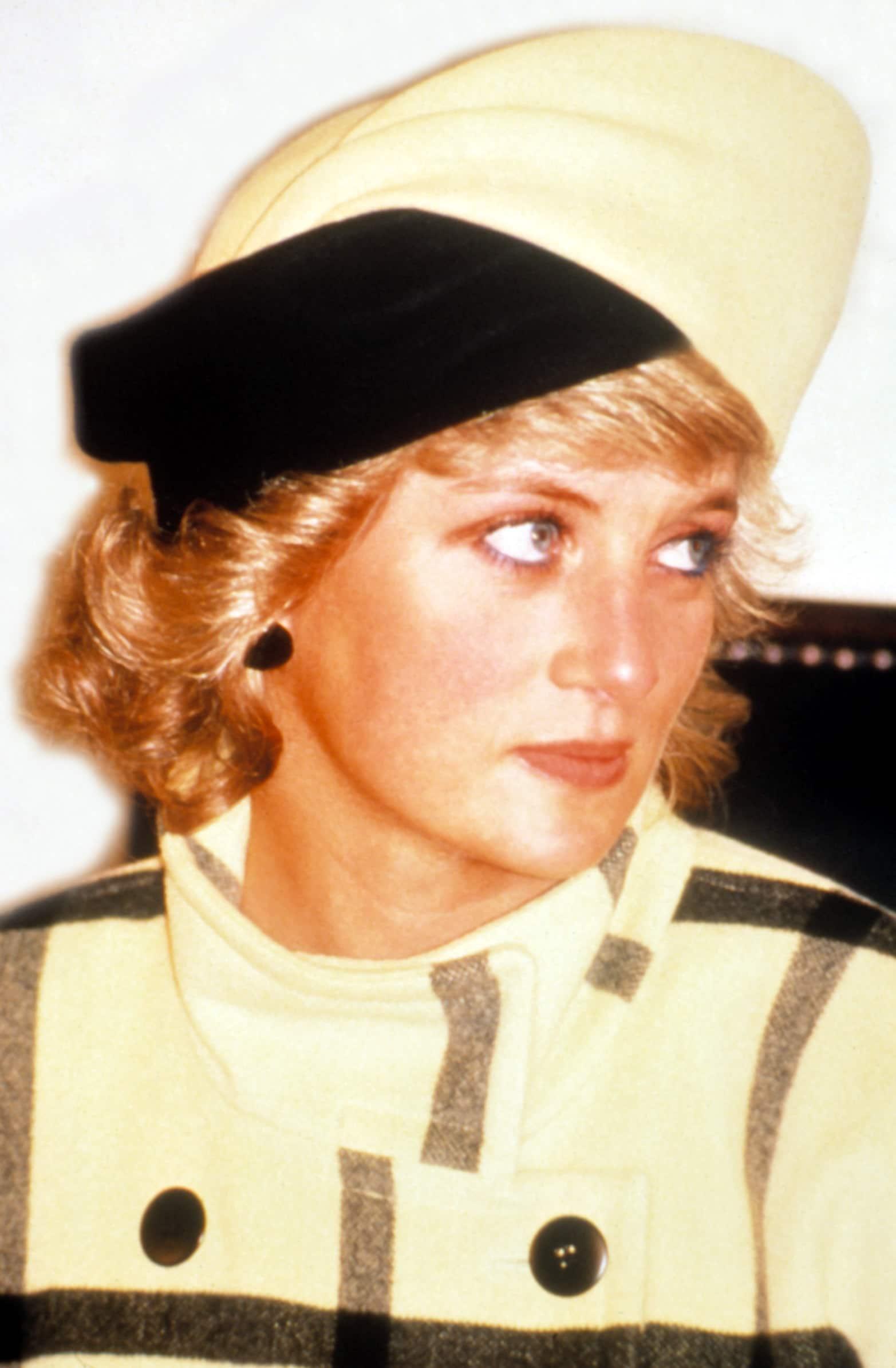 PRINCESS DIANA, early 1980s
