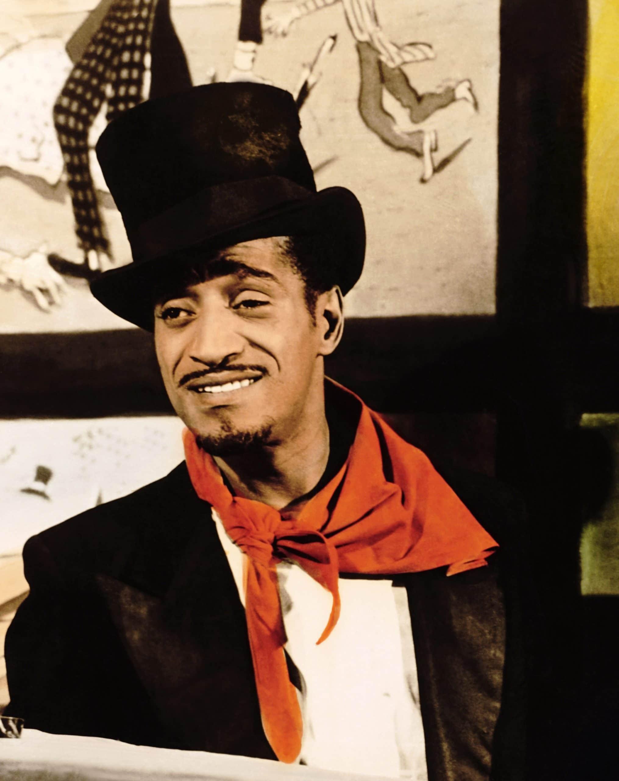 THREE PENNY OPERA, (aka DIE DREIGROSHENOPER), Sammy Davis Jr., 1963