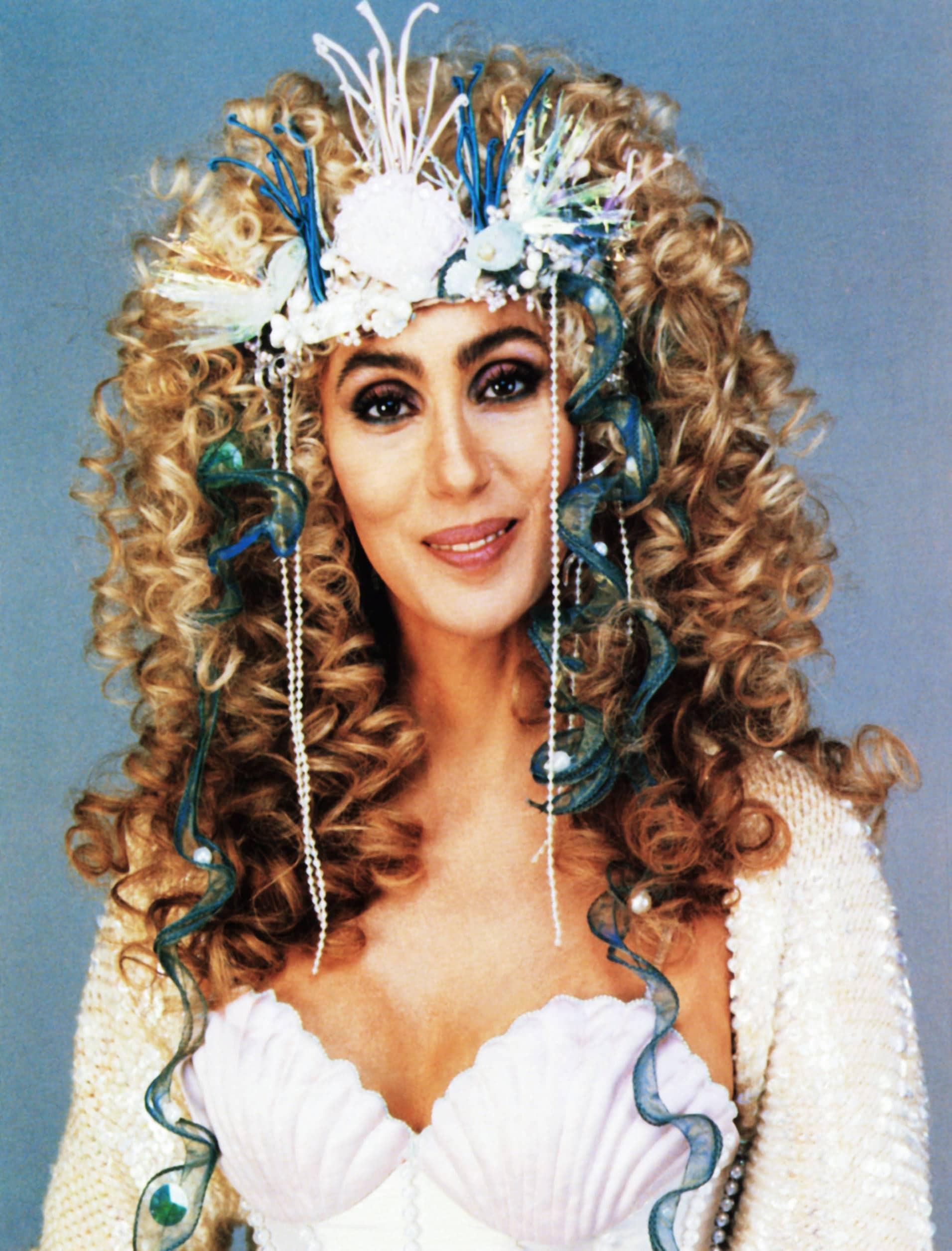 MERMAIDS, Cher, 1990