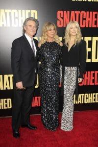Kurt Russell, Goldie Hawn, Kate Hudson