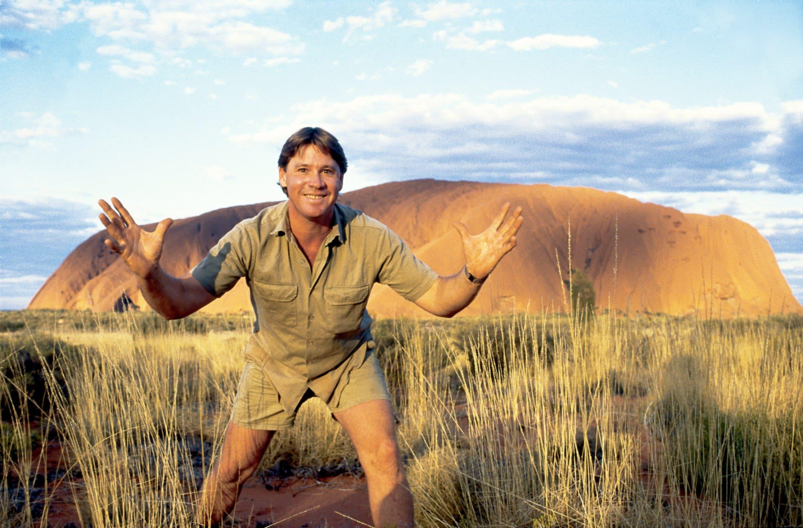 CROCODILE HUNTER, Steve Irwin, 2001-2006, © Animal Planet