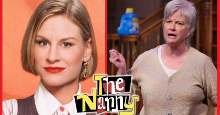the nanny then and now