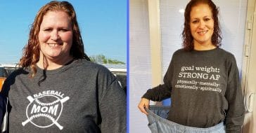 A new mindset helped Roxanne stick to her walking challenge, treat herself well, and lose the weight