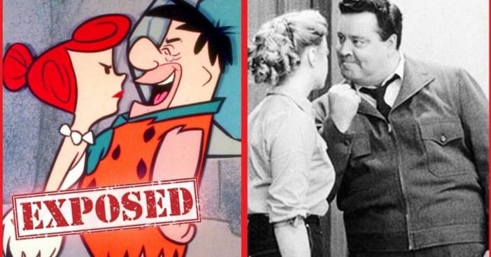 All The Times Where 'The Flintstones' Ripped Off 'The Honeymooners'