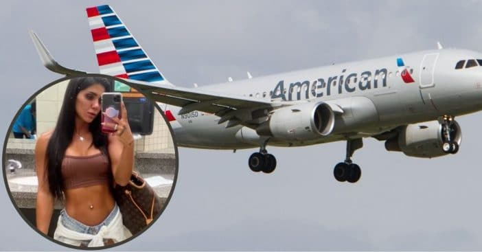 Bodybuilder Banned From American Airlines For Shorts Being 'Too Short'