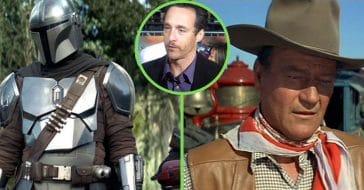 Brendan Wayne is a major presence in the new 'Star Wars' series