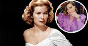 Camille Rose Gottlieb and Grace Kelly