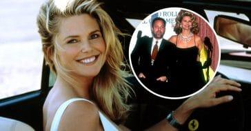 Christie Brinkley didnt think Billy Joel was boyfriend material at first