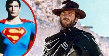 Clint Eastwood might have played Superman