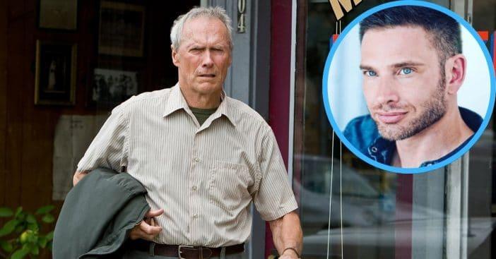 Clint Eastwood's secret grandson LT Murray