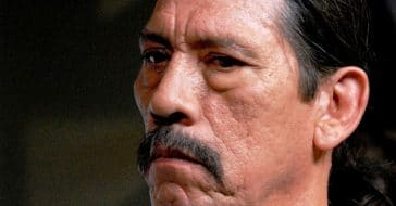 Danny Trejo credits his sobriety for his huge life change