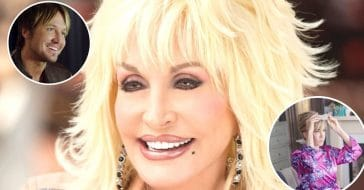 Dolly Parton reveals her celebrity crush