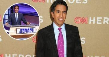 Fans love Dr Sanjay Gupta as Jeopardy guest host