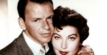Frank Sinatra and Ava Gardners relationship was too intense