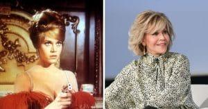 Jane Fonda, '60s bombshells