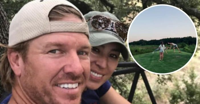 Joanna Gaines shares fun video of her daughters