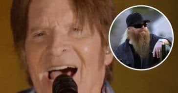 John Fogerty pays tribute to the late Dusty Hill