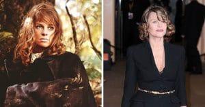 Julie Christie, '60s bombshells