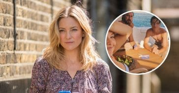 Kate Hudson causes controversy with vacation photos