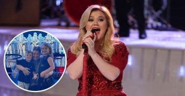 Kelly Clarkson shares new photos of her kids