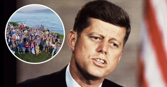 Kennedy family shares annual Fourth of July photo