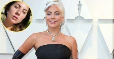 Lady Gaga Stuns Makeup-Free While Soaking Up The Summer Sun